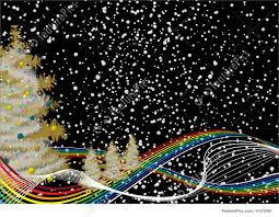 holidays rainbow christmas stock illustration i1472561 at
