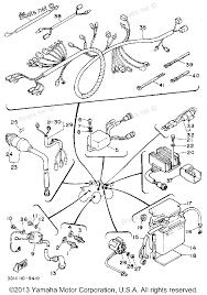 yfm80 wiring diagram 88 ttr125 wiring diagram xt350 wiring