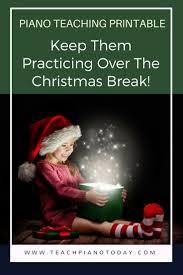 39 best winter piano teaching activities images on pinterest