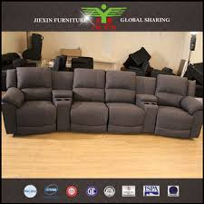 Fabric Recliner Sofa by Fabric Recliner Sofa Cinema Sofa Home Theater Sofa Buy Fabric