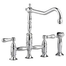kitchen faucets canada kitchen faucets standard canada culinaire bridge