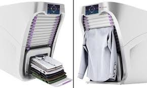 New Clothes Dryers For Sale Foldimate The Machine Automatically Folding Clothes Youtube