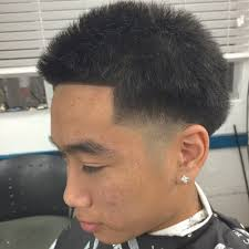 Temp Fade Haircut With Curls Fade Sponge Curl Haircut With Taper Find Hairstyle