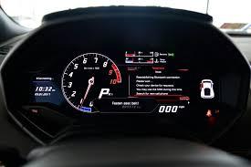 lamborghini speedometer 2015 lamborghini huracan lp 610 4 stock 7nl01699b for sale near