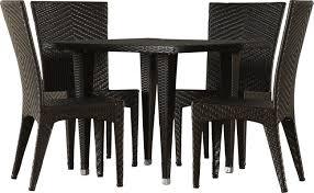 5 Piece Patio Dining Sets - mercury row cullen 5 piece outdoor dining set u0026 reviews wayfair