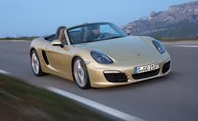 modified porsche boxster 2013 porsche boxster s first drive u2013 review u2013 car and driver