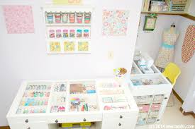 Design A Craft Room - sew can do making a dream craft room in a small space