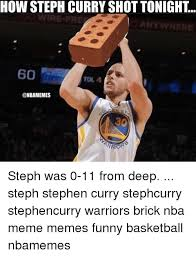Stephen Curry Memes - how steph curry shot tonight wire fre 60 arror steph was 0 11 from