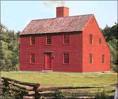 new england saltbox house types of houses colonial saltbox houses and house