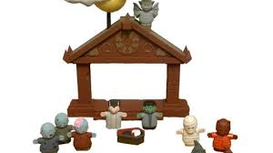 spirit halloween salt lake city the first halloween nativity set 2 electric boogaloo by tim