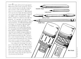 lesson plan what are important uses of pencils pencils com