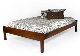 Simple Platform Bed Frame The Basic Platform Bed By Strata Furniture