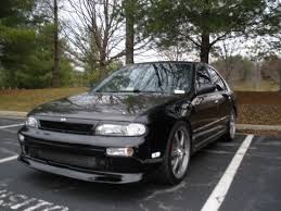 nissan altima coupe modifications 1995 nissan sleeper altima gxe for sale lynchburg virginia