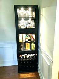 Compact Bar Cabinet Bar Liquor Cabinet Modern Liquor Cabinets Styledbyjames Co
