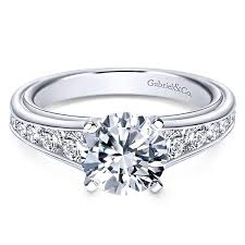 engagement rings dallas 14k white gold engagement ring er11737r6w44jj