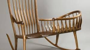 Wood Rocking Chair A Wooden Three Seater U0027storytime Rocking Chair U0027 Designed By A Dad