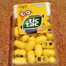 minion tic tacs where to buy limited edition minions despicable me tic tac everything else on
