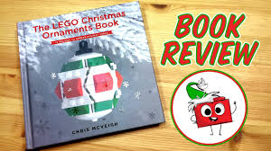 the lego ornaments book