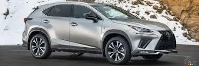 2018 lexus nx updates and pricing car news auto123
