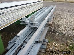 capannone usato capannone industriale in ferro zincato 100 mq europe market