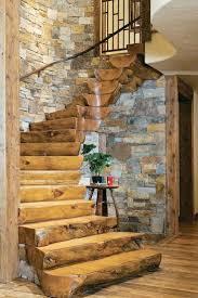 log home interior walls amazing log cabin interior walls half log staircase without