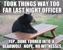 bad luck bear latest memes imgflip