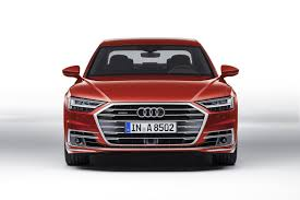 2018 audi a8 revealed complete with all new technology