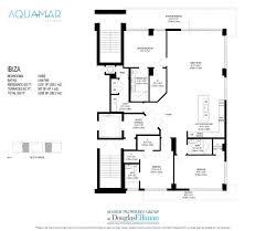 orange grove residences floor plan aquamar las olas floor plans luxury waterfront condos in fort