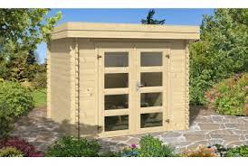 abri de jardin 9m2 abri de jardin toit plat moderne esthétique et fonctionnel