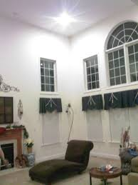 great room high ceiling wall trim finish carpentry contractor