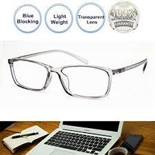 blue light prescription glasses blue light blocking glasses eyeyee gaming gamer glasses ar coating