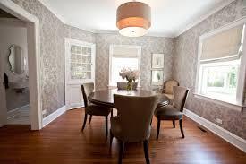 wallpaper for dining room ideas damask wallpaper dining room design on vine