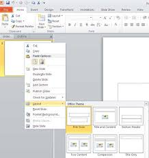 change powerpoint template 2010 change the default template or