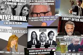 Foo Fighters Meme - the funniest nirvana memes