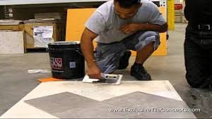 how to install tile video 4 floor and decor demo hd youtube