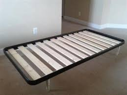 twin bed frame metal twin bed frames ikea the partizans