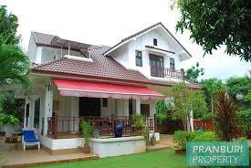 hua hin 3 bedroom house for sale near khao kalok beach in