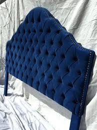 blue headboard queen u2013 unrulygirl me