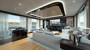 lexus yacht interior porsche design penned this sixteen million dollar yacht
