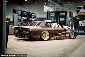 rusty car speedhunters keith charvonia sema rusty slammington stanceworks 1