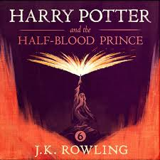 harry potter blood prince book 6 unabridged