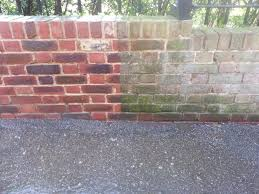 brick and stone cleaning one off or periodic brick and stone cleans