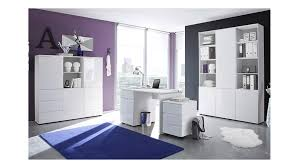 Schreibtisch 1 20 M Breit Spice In Mdf Weiß Hochglanz 120 Cm