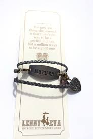 lenny u0026 eva mother u0027s wrap bracelet from cape cod by painted