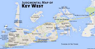 Map Of The Florida Keys Judgmental Maps Key West Fl By Chris Copr 2015 Chris All Rights