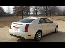 2008 cadillac cts for sale 2008 cadillac cts white navi for sale see sunsetmilan com
