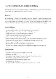 help desk manager job description front desk job description marriott tomoney info