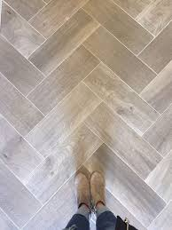 tile flooring ideas bathroom 1057 best herringbone tile pattern images on