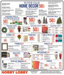 hobby lobby black friday ad 2017