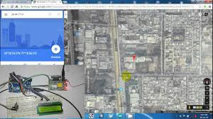 Maps Place Vehicle Tracking Over Google Maps Using Arduino And Esp8266 Youtube